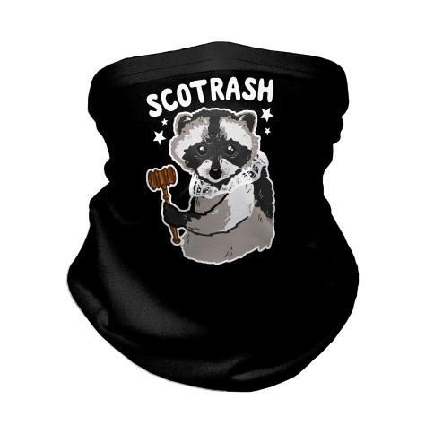 SCOTRASH Neck Gaiter