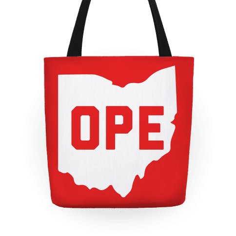 Ope Ohio Tote