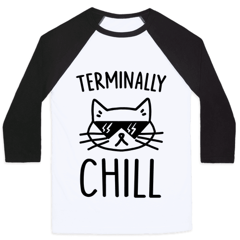 Terminally Chill Cat