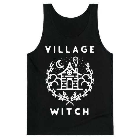 Village Witch Tank Top