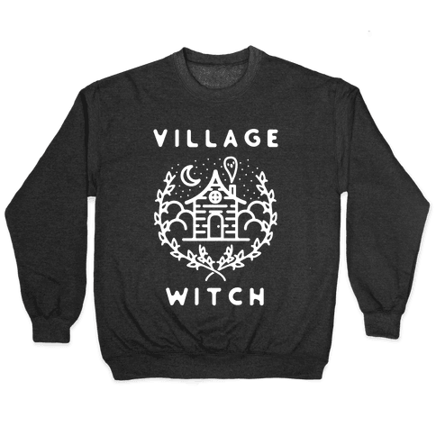 Village Witch Pullover