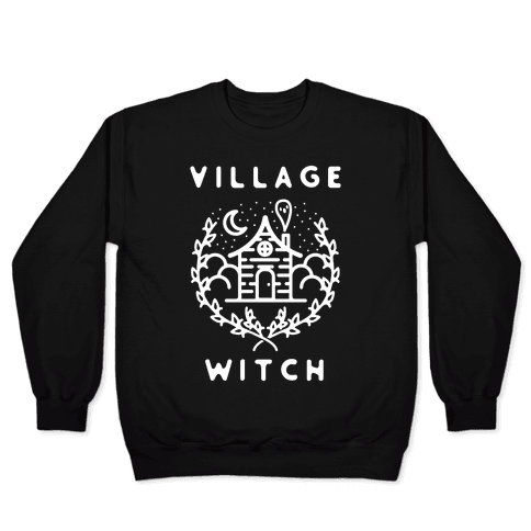 Village Witch Pullover