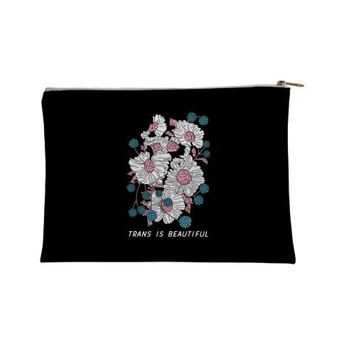 Trans is beautiful Accessory Bag