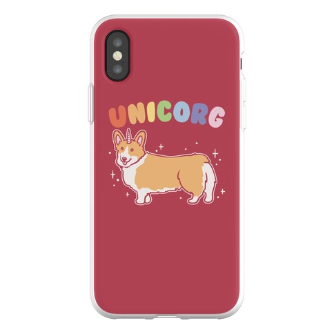 Unicorg Parody Phone Flexi-Case