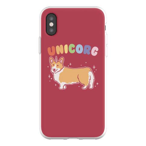 Unicorg Parody Phone Flexi-Case