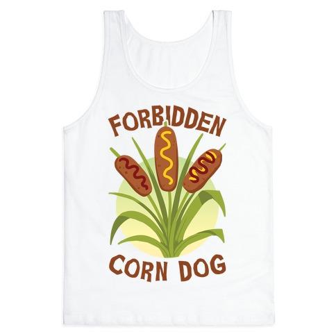Forbidden Corndog Tank Top