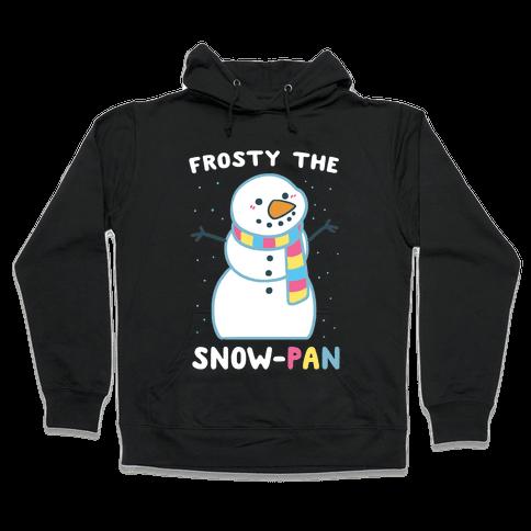 Frosty the Snow-Pan Hooded Sweatshirt