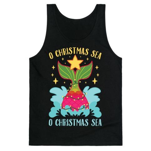 O Christmas Sea, O Christmas Sea Tank Top