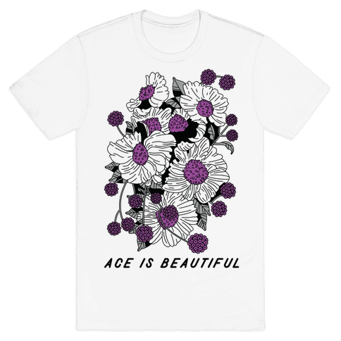 ACE is Beautiful Mens/Unisex T-Shirt