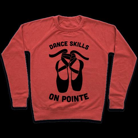 Dance Skills On Pointe Pullover