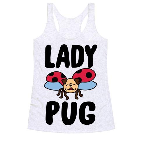 Ladypug Racerback Tank Top