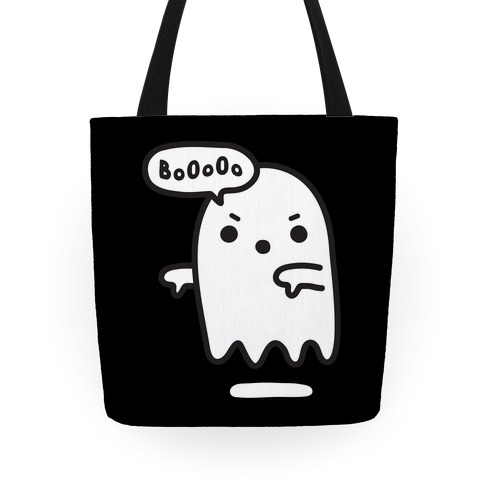 Disapproving Ghost Tote