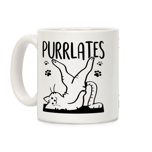 Purrlates Coffee Mug