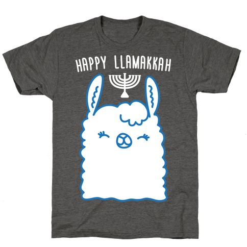 Happy Llamakkah T-Shirt