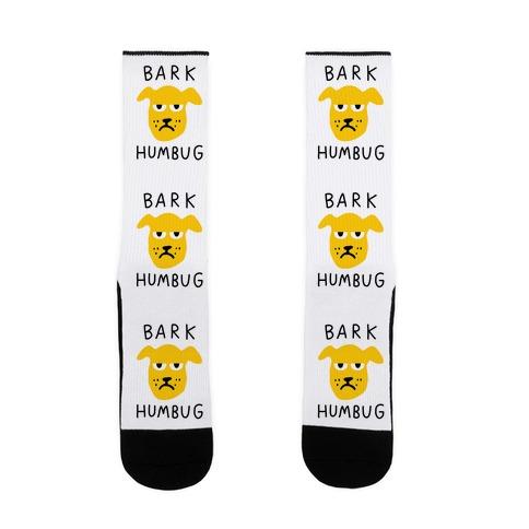 Bark Humbug Sock