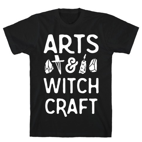 Arts And Witchcraft T-Shirt
