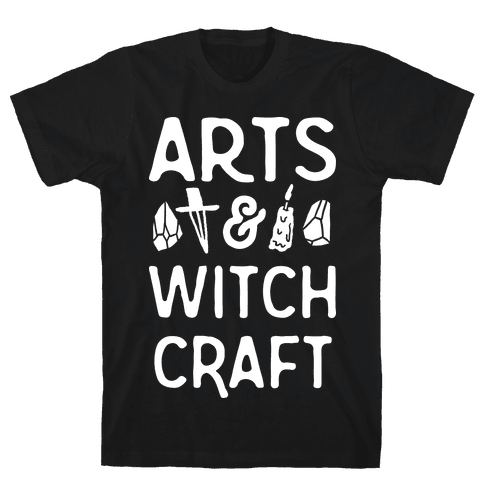 Arts And Witchcraft Mens T-Shirt