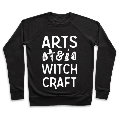 Arts And Witchcraft Pullover