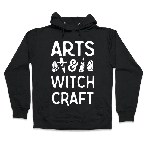 Arts And Witchcraft Hooded Sweatshirt