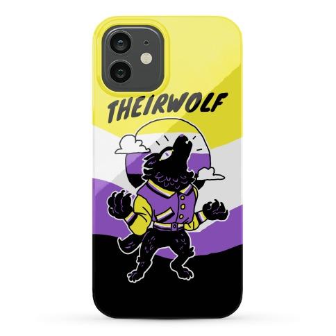 Theirwolf Phone Case