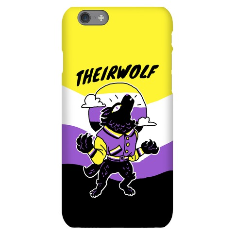 Theirwolf Phone Case