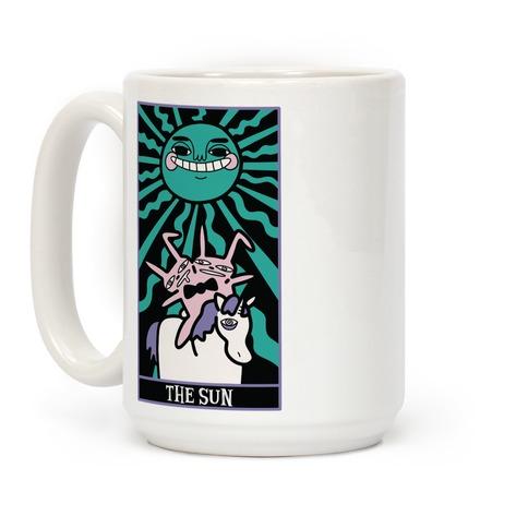 Creepy Cute Tarots: The Sun Coffee Mug