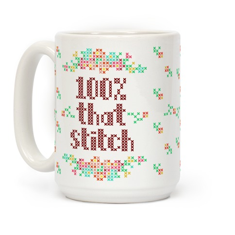 100% That Stitch Coffee Mug