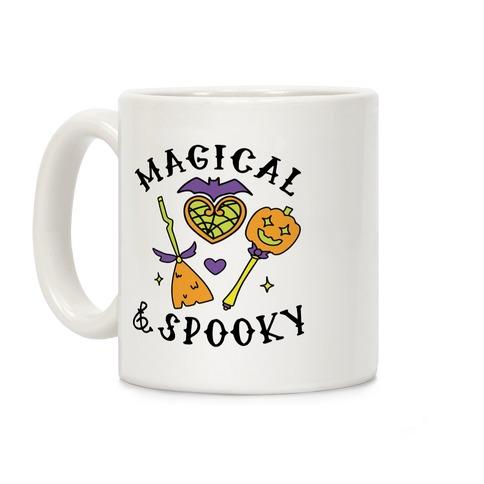 Magical & Spooky Coffee Mug