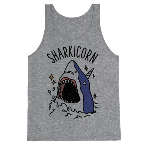 Sharkicorn Tank Top