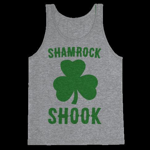 Shamrock Shook Tank Top