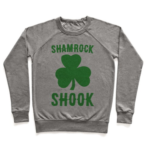 Shamrock Shook Pullover