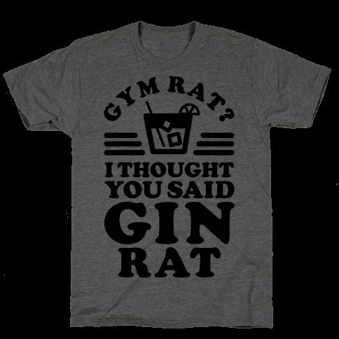 Gym Rat Gin Rat