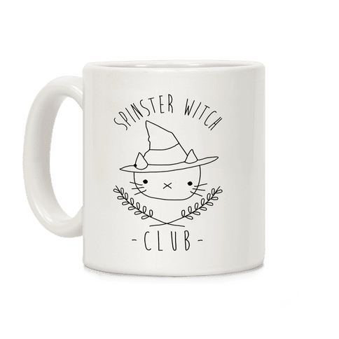 Spinster Witch Club Coffee Mug