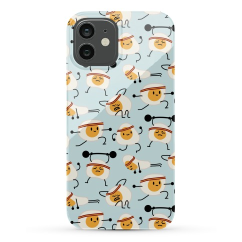 Gettin' Yolked Pattern Phone Case