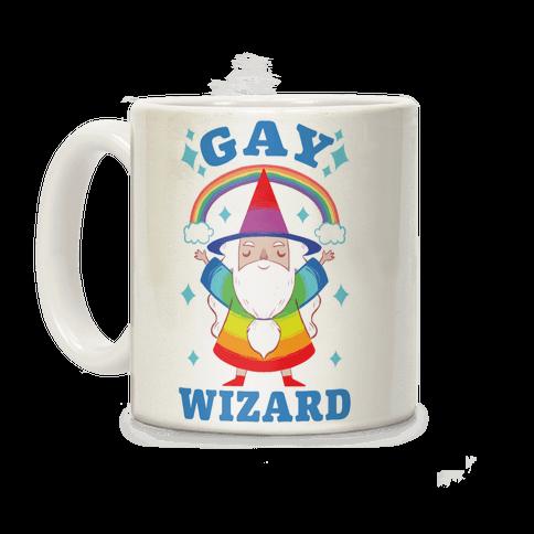 Gay Wizard Coffee Mug