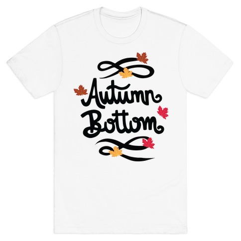 Autumn Bottom T-Shirt