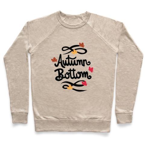 Autumn Bottom Pullover