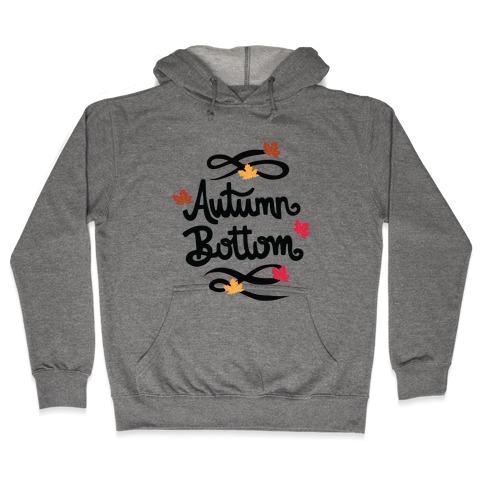 Autumn Bottom Hooded Sweatshirt