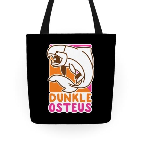 Dunkin' Dunkleosteus Tote