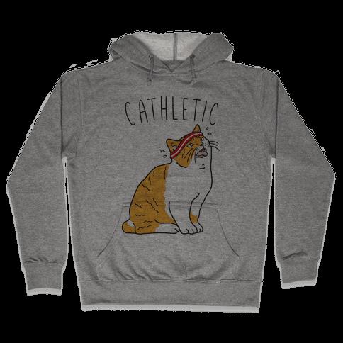Cathletic Hooded Sweatshirt