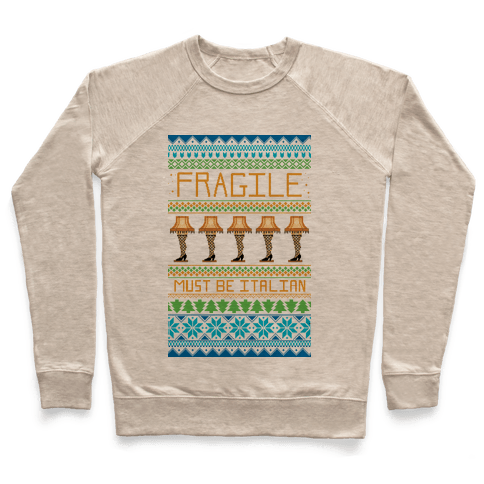 A Major Award Ugly Sweater Pullover
