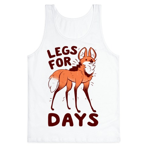 Legs For Days Tank Top