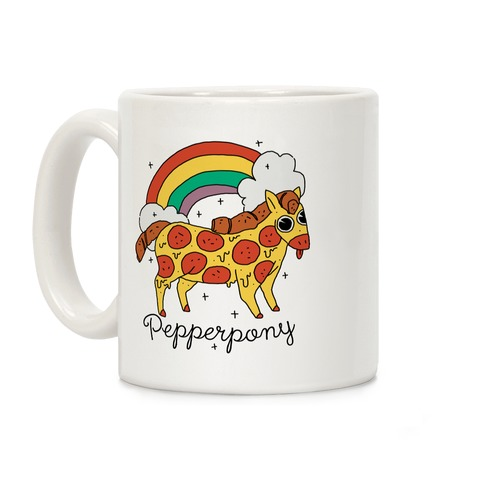 Pepperpony Coffee Mug