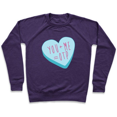 You + Me = OTP Pullover