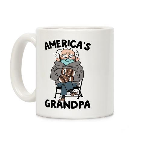 America's Grandpa Coffee Mug