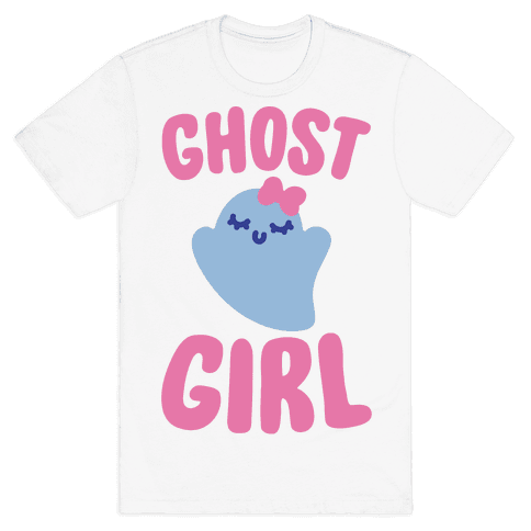 Ghost Girl Mens T-Shirt