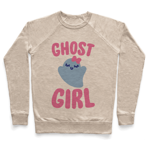 Ghost Girl Pullover