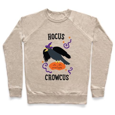 Hocus Crowcus Pullover