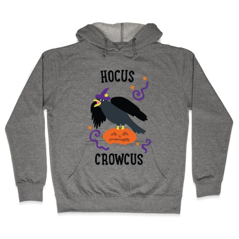 Hocus Crowcus Hooded Sweatshirt