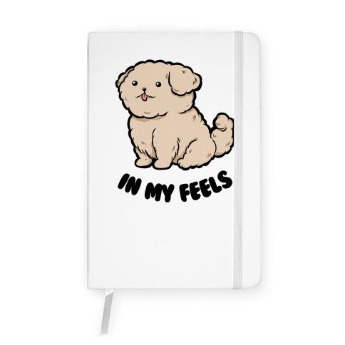 In My Feels Notebook